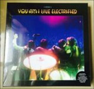 Live Electrified - Vinile LP + DVD di You Am I