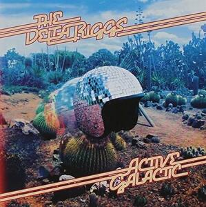 Active Galactic - Vinile LP di Delta Riggs