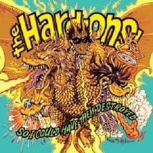 So I Could Have Them Destroyed (Orange Coloured Vinyl) - Vinile LP di Hard-Ons