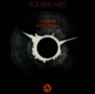 Solar Flares (Colonna Sonora) - Vinile LP di Sven Libaek