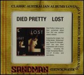 Lost - Vinile LP di Died Pretty