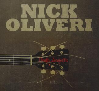Death Acoustic - Vinile LP di Nick Oliveri