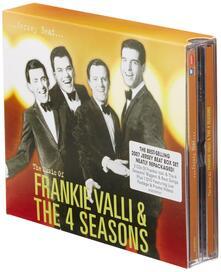 Jersey Beat - CD Audio + DVD di Frankie Valli,Four Seasons