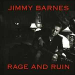 Rage and Ruin - Vinile LP di Jimmy Barnes