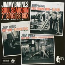 Soul Searchin: 7in Singles Box - Vinile 7'' di Jimmy Barnes