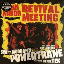Ann Arbour Revival Meeting - Vinile LP di Scott Morgan's Power