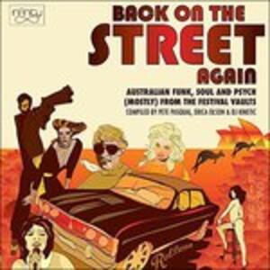 Back on the Street Again - Vinile LP