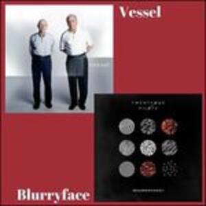 Vessel - Blurryface - CD Audio di Twenty One Pilots