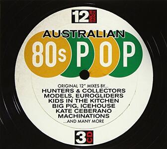 12 Inch Dance. Australian - CD Audio