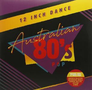 12 Inch Dance. Australian 80's Pop - Vinile LP