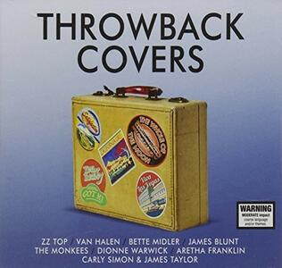 Throwback Covers - CD Audio