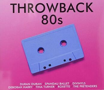 Throwback 80s - CD Audio