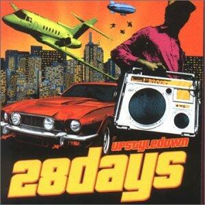 Upstyle Down - CD Audio di 28 Days
