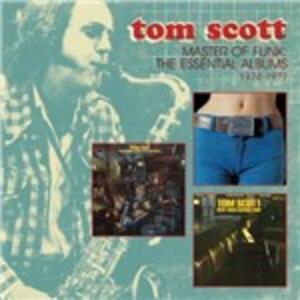 Master of Funk. The Essential Album 1974-1977 - CD Audio di Tom Scott