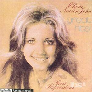 Great Hits - CD Audio di Olivia Newton-John