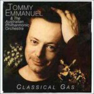 Classical Gas - CD Audio di Tommy Emmanuel