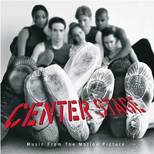 Centre Stage - CD Audio