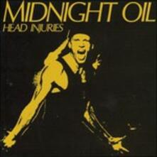 Head Injuries (Remastered Edition) - CD Audio di Midnight Oil