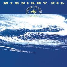Scream in Blue - CD Audio di Midnight Oil
