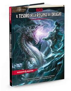 Dungeons&Dragons 5Ed.-Tesoro Regina Draghi