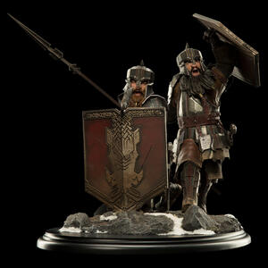 The: Iron Hill Dwarves 1:6 Scale Statue Hobbit