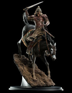 Statua Lord Of The Rings. Eomer On Firefoot 1:6 Scale Statua
