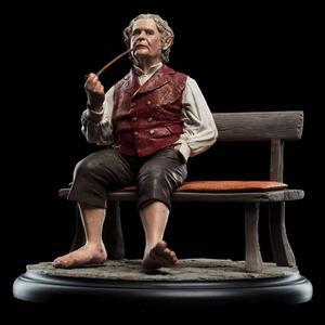 Lord Of The Rings: Bilbo Baggins. Mini Figure
