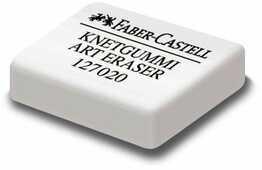 Cartoleria Gomma pane bianca Faber Castell Faber-Castell