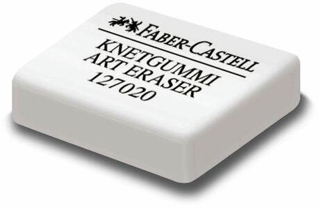 Gomma pane bianca Faber Castell