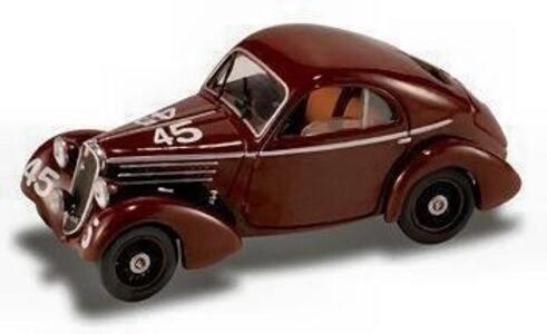 Starline. 518307. Modellino Fiat 508 Balilla 45 Mille Miglia 1935 1:43