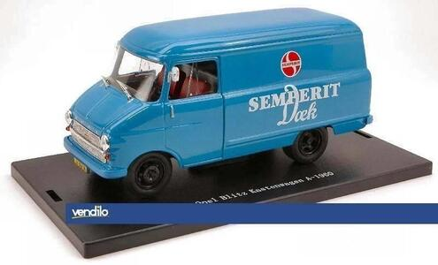 Starline. 530 538. Pronto veicolo. modello per la scala. Opel Blitz. Semperit. Scala 1/43 - 2