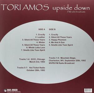 Upside Down. FM Radio Broadcasting - Vinile LP di Tori Amos - 2
