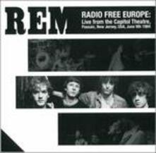 Radio Free Europe. Live from Capitol Theatre 9-6-1984 - Vinile LP di REM