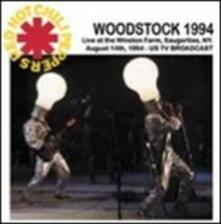 Live at the Winston Farm Saugerties NY. Woodstock Festival August 14th 1994 - Vinile LP di Red Hot Chili Peppers