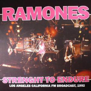 Westwood One Fm 1992 Live at Palladium - Vinile LP di Ramones