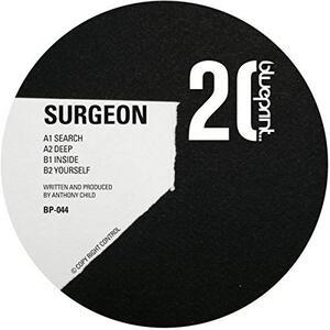 Search Deep Inside.. - Vinile LP di Surgeon