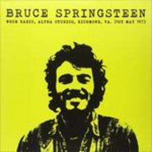 Wgoe Radio Alpha Studios Richmond - Vinile LP di Bruce Springsteen