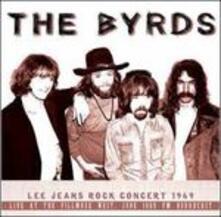 Lee Jean Rock Concert 1969 - Vinile LP di Byrds