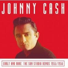 Early and Rare. The Sunstudio Demos 1955 - Vinile LP di Johnny Cash
