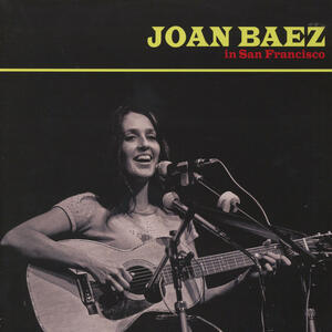 In San Francisco - Vinile LP di Joan Baez
