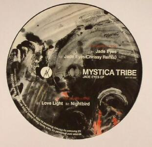 Mystica Tribe - Jade Eyes ep - Vinile LP