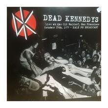Old Waldorf Live Fm Broadcast - Vinile LP di Dead Kennedys