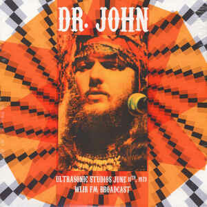 Live at the Ultrasonic Studios - Vinile LP di Dr. John