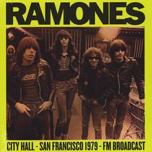 City Hall Plaza 1979 Insan Francisco - Vinile LP di Ramones