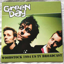 Woodstock 1994 US TV Broadcast - Vinile LP di Green Day