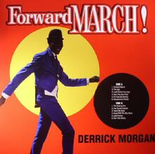 Forward March! - Vinile LP di Derrick Morgan