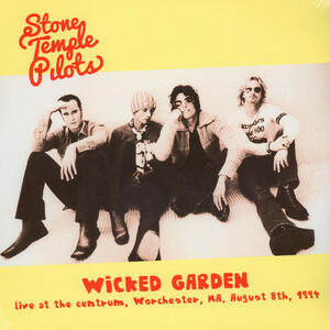Wicked Garden. Live at the Centrum Worch - Vinile LP di Stone Temple Pilots