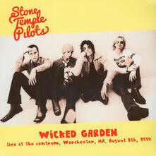 Wicked Garden. Live at the Centrum Worch - Vinile LP di Stone Temple Pilots