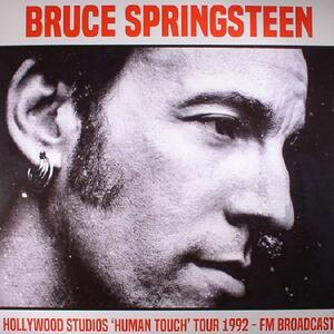 Hollywood Studios. Human Touch Tour 1992 - Vinile LP di Bruce Springsteen