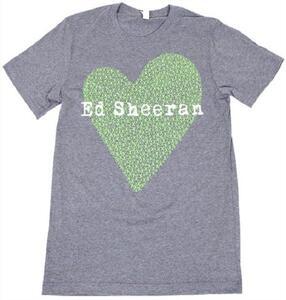 Ed Sheeran. Heart Medium